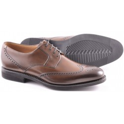 Loake Sirius brown 4 eye...