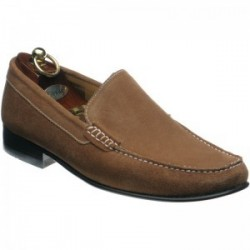 Loake Skipton brown suede...