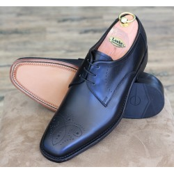Loake Cooper black 3 eye...