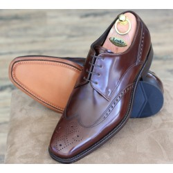 Loake Bogart dark brown 4...