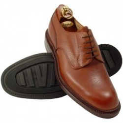 Loake Stamford brown grain...