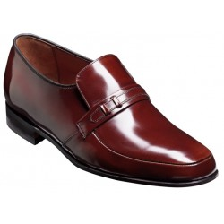Barker Campbell brown slip-on