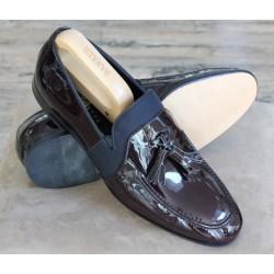 Morissette 32588 maroon patent
