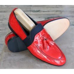 Morissette 32588 red patent