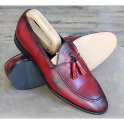 Morissette 32749 red croc -...