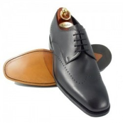 Loake William black 4 eye...
