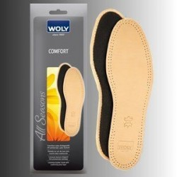 Woly Comfort leather insole