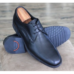Sioux Drees black 3 eye derby