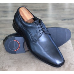 Sioux Livian black 4 eye derby
