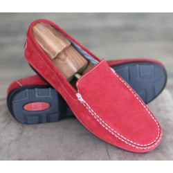 Sioux Gianni brick suede...