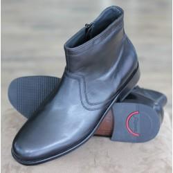 Sioux Romak black zip boot