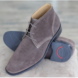 Sioux Bovina mocca suede 3...