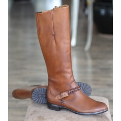 Sioux Dolly brandy winter boot