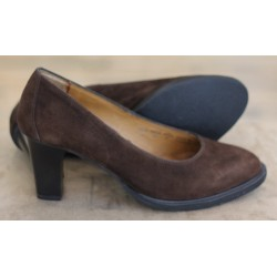 Sioux Tami brown suede...