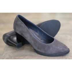 Sioux Tami stone suede...