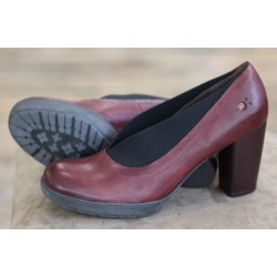 Sioux Novy wine high heel...