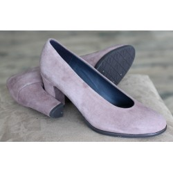 Sioux Jelly mauve suede...
