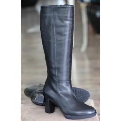 Sioux Marita black zip boot