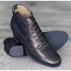 Sioux Freya bronze lace boot