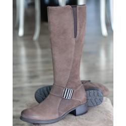 Sioux Hermia-WF visone boot