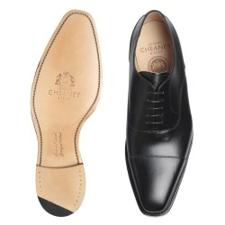 Cheaney Warwick black 5 eye...