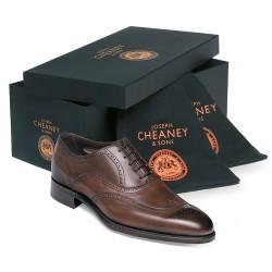 Cheaney Sandringham bronze...