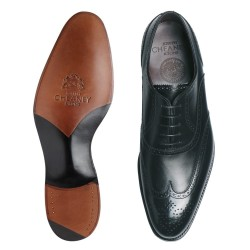 Cheaney Sandringham black 5...