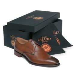 Cheaney Liverpool mahogany...
