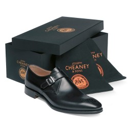 Cheaney Leeds black single...