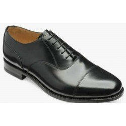 Loake 200B black 5 eye...
