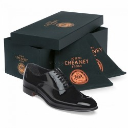 Cheaney Kelly black 6 eye...