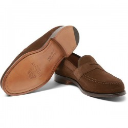 Cheaney Hudson plough suede...