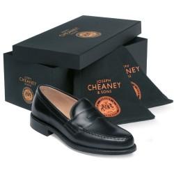 Cheaney Howard R black loafer