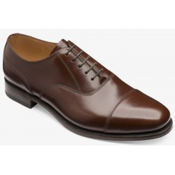 Loake 200CH brown 5 eye...