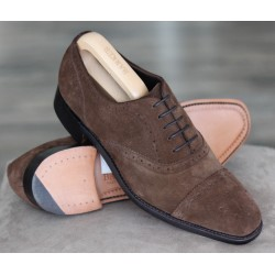 Barker B1599-42 dark brown...