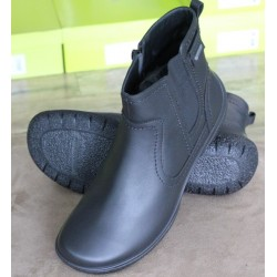 Hotter Kendal black boot