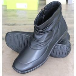Hotter Catrina black boot