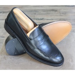Bertini Uomo 1196 black loafer