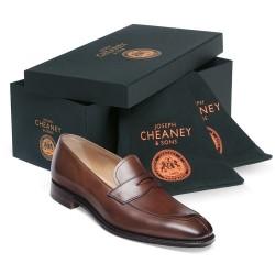 Cheaney Cavendish mahogany...