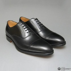 Cheaney Lime black 5 eye...
