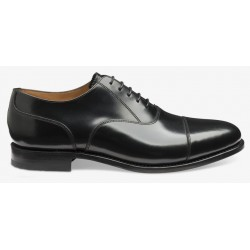 Loake 200B black 5 eye oxford