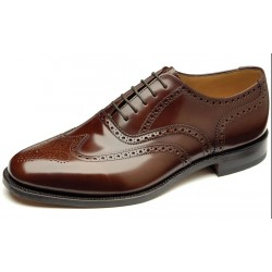 Loake 202TL brown 5 eye...