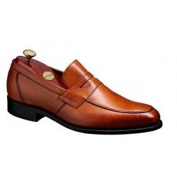 Barker Warner Cedar loafer