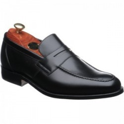 Barker Warner black loafer