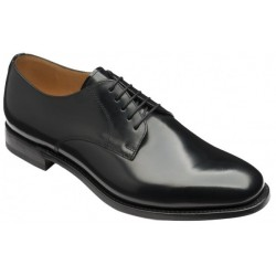 Loake 205B black 5 eye...