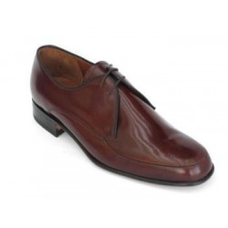 Barker Chesham brown lace-up