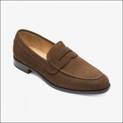 Loake 256 brown suede...