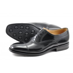 Loake 263 black 5 eye semi...