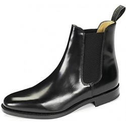 Loake 290 black chelsea boot