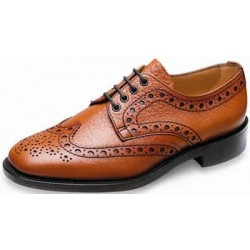 Loake 641 tan buffalo grain...